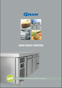 Cover Snack Counter